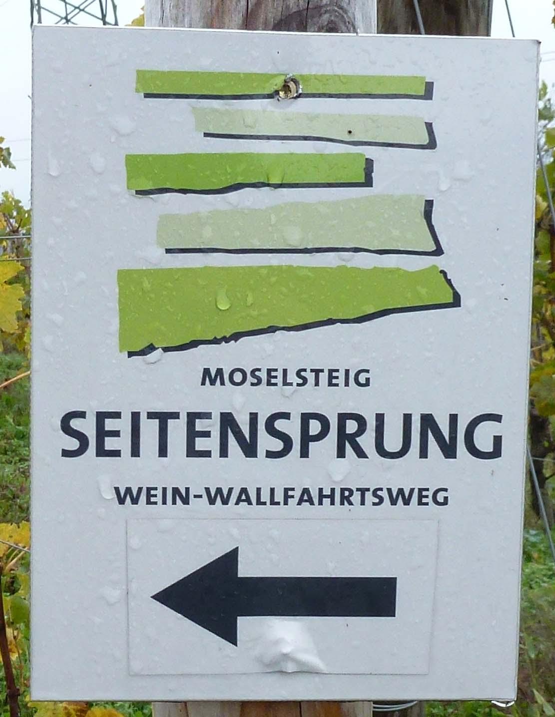 Wein-Wallfahrtsweg